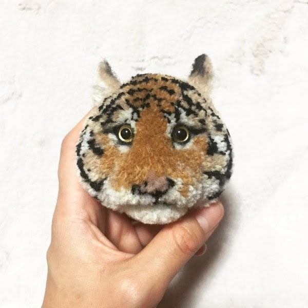 tiger by trikotri
